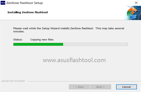 Download Asus Flash Tool (all versions)